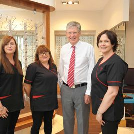 G Canty Opticians